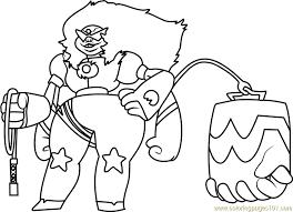 Small Picture Sugilite Steven Universe Coloring Page Free Steven Universe