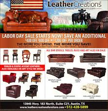 leather creationsleather creationsfurniture comlabor day starts now save an additional 400 off s800