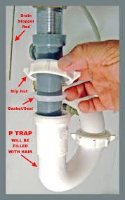 replacing bathroom drain how to remove bathroom sink p trap when sink clogged easy replace sink