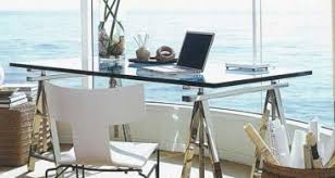 post glass home office desks. Small Glass Desk For Home Office Space Furniture Post Desks