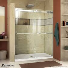 essence sliding shower door