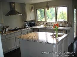 white argento granite countertops san francisco