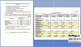 Оценка товарного знака курсовая Пятёрочка  Вариант 5 Метод прямого анализа сравнения продаж