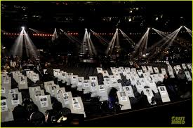 Grammys 2017 Seating Chart Grammys Seating Chart 2017 Where Are The Stars Sitting