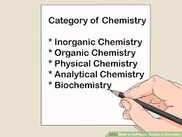 Chemistry Practicals For Fsc How To Get Good Grades In Chemistry 13 Steps With Pictures