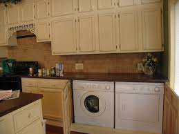 Washer And Dryer In Kitchen Perfect Washer Dryer In Kitchen Ideas 79 With Additional With