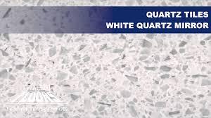 walls and floors quartz tiles white quartz starlike tile