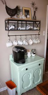 Kitchen Coffee Station 177 Best Coffee Center Ideas Images On Pinterest Coffee Bar