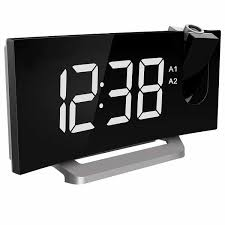 mpow smart projection clock