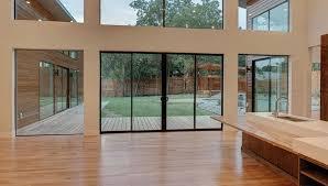 pictures of milgard essence sliding doors