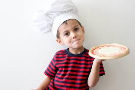 pizza chef s hat tutorial