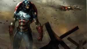 1366x768 px captain america ics