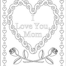 Small Picture 116 best Mom coloring images on Pinterest Adult coloring