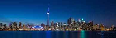 Image result for panoramic view of toronto shore line