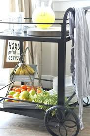 outdoor serving cart industrial style outdoor serving cart perfect for those days in the summer sun outdoor serving cart