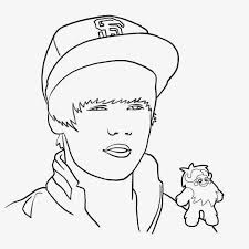 Small Picture Coloring Pages Justin Bieber Free Printable Coloring Pages