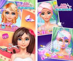 Little Princess Hair Cutting Apk Download latest android version 1.0.2-  com.gameiva.littleprincesshaircutting