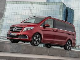 O mpv de grande porte baseado no vito. Mercedes Benz V Class 2020 Pictures Information Specs