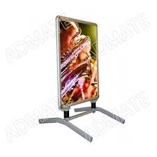 Poster Board Display Stands Inspiration Outdoor Poster Stand Display Stand Admate Displays