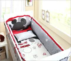 bedding cribs striped hypoallergenic polyester round luxury western mickey mouse crib sheets ladybug skirt ivory organic