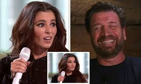 Nick Knowles Song In Charts Cheryl Loses Out To Im A Celebrity 2018 Star Nick Knowles