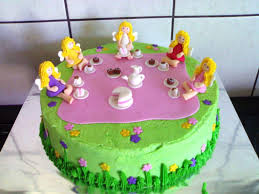 Fairy Birthday Cakes For Girls Wedding Academy Creative Best