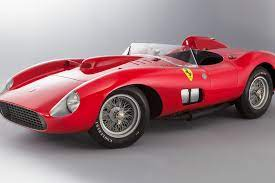 Paris, france (this vehicle will be up for bid at rétromobile 2016 on february 5th, 2016. 1957 Ferrari 335 Sport Scaglietti 35 6 Million Robb Report