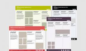 Pptx Themes Templates Communications Marketing Ucl Londons