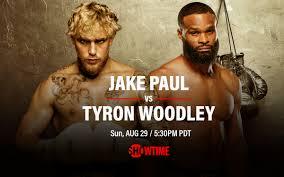 Jun 04, 2021 · jake paul vs woodley: Jake Paul Vs Tyron Woodley Card Tickets How To Watch Date Time Location Itn Wwe