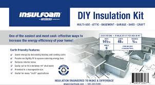 Diy Wall Insulation Basement Insulation Insulfoam
