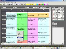Meeting Room Scheduler Template Conference Room Scheduler Template Stcharleschill Template