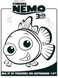Coloring Pages Of A Clown Fish Psubarstoolcom