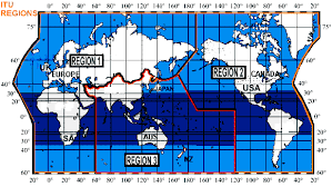 Bandplans Amateur Radio Iaru Region 1 Bandplan Iaru Region 2