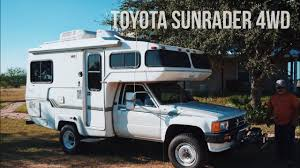 Craigslist Finds: Toyota Sunrader 4WD - YouTube