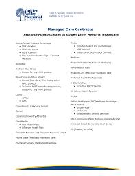 Program areas at cox health systems insurance company. 2