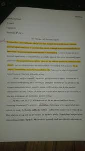 legend essay personal legend essay
