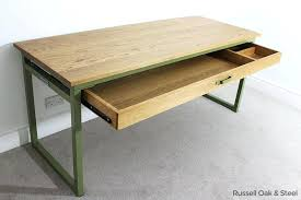 industrial office desks. Industrial Looking Desk Office Furniture Style Accessories Desks