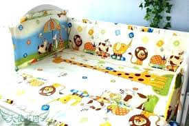 baby crib bedding sets babies set s jungle home interiors pictures bedroom
