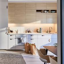Ikea lighting catalogue Nymane Ikea Metod Kitchen With Light Wood Askersund Ash Effect Door Fronts Pair Well With Melholt Ikea Kitchens Browse Our Range Ideas At Ikea Ireland