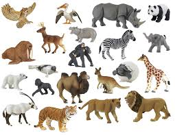 animals in zoo pictures. Delighful Animals Childcraft Zoo Animal Set Assorted Colors Set Of 21 Intended Animals In Pictures A