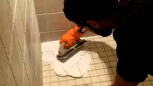 Best grout for shower walls Shower Tub Youtube How To Use Shower Epoxy Grout By Home Repair Tutor Youtube