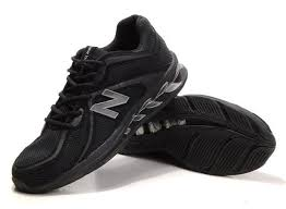 new balance shoes black. new balance mw850bl black mens toning shoes c