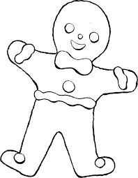 Gingerbread Coloring Sheets Gingerbread Coloring Pages Gingerbread