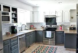 kitchens with black appliances white kitchen cabinets kitchens