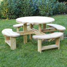 wooden picnic bench outdoor round wooden picnic bench large childrens wooden picnic bench with parasol convertible