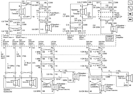 coil wiring diagram for a 2007 denali wiring diagram schematics gmc sierra bose amplifier wiring gmc wiring diagrams for automotive
