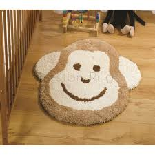 monkey rug for nursery nursery cheeky monkey childrens rug trends design home