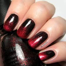 impressive designs red black. Impressive Red And Black Nail Art Designs 25 Given Inspiration Article