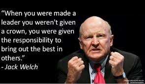 Jack Welch Quotes A Collection Of Quotes From Jack Welch 2