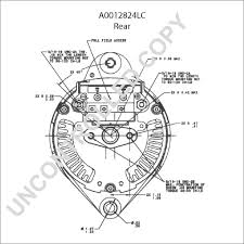 A0012824lc dim r with prestolite alternator wiring diagram marine